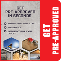Get Pre Approved